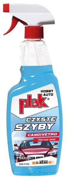 Preparat do mycia szyb PLAK, 750 ml