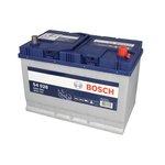 Akumulator BOSCH SILVER S4 028 - 95Ah 830A P+ - Montaż w cenie przy odbiorze w warsztacie!
