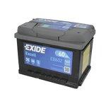 Akumulator EXIDE EXCELL EB602 - 60Ah 540A P+ - Montaż w cenie przy odbiorze w warsztacie!