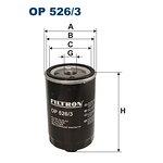 Filtr oleju FILTRON OP526/3