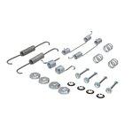 Zestaw montażowy szczęk hamulcowych TRW AUTOMOTIVE SFK168