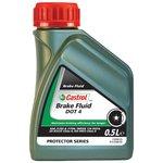 Płyn hamulcowy DOT 4 CASTROL Brake Fluid, 0,5 litra