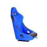 Fotel sportowy MONZA RACE  BLUE