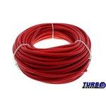 Przewód podciśnienia silikonowy TurboWorks Red 10mm x 100cm