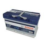 Akumulator BOSCH SILVER S4 0 092 S4E 100 - 75Ah 730A P+