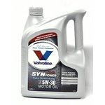 Olej VALVOLINE SynPower XL-III 5W30, 4 litry