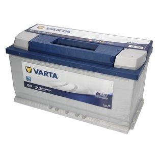 Akumulator VARTA BLUE DYNAMIC G3 - 95Ah 800A P+ - Montaż w cenie przy odbiorze w warsztacie!