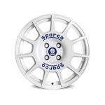 Felgi do Motorsportu SPARCO A17511540SPTERRAW