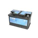 Akumulator EXIDE MICRO-HYBRID ECM EL652 - 65Ah 650A L+