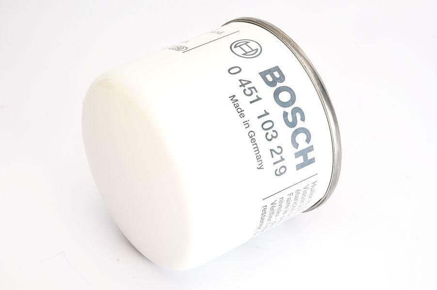Filtr oleju BOSCH 0 451 103 219 - darmowa dostawa do 5000 warsztatów Motointegrator Partner i 170 sklepów Inter Cars