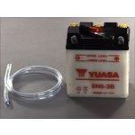 Akumulator obsługowy YUASA 6N6-3B YUASA