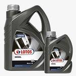 Olej LOTOS Diesel 15W40, 1 litr