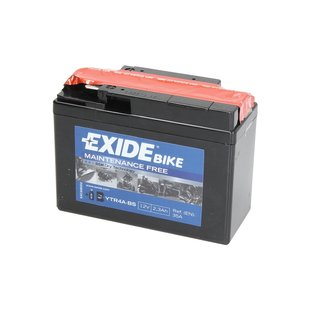 Akumulator EXIDE BIKE AGM YTR4A-BS