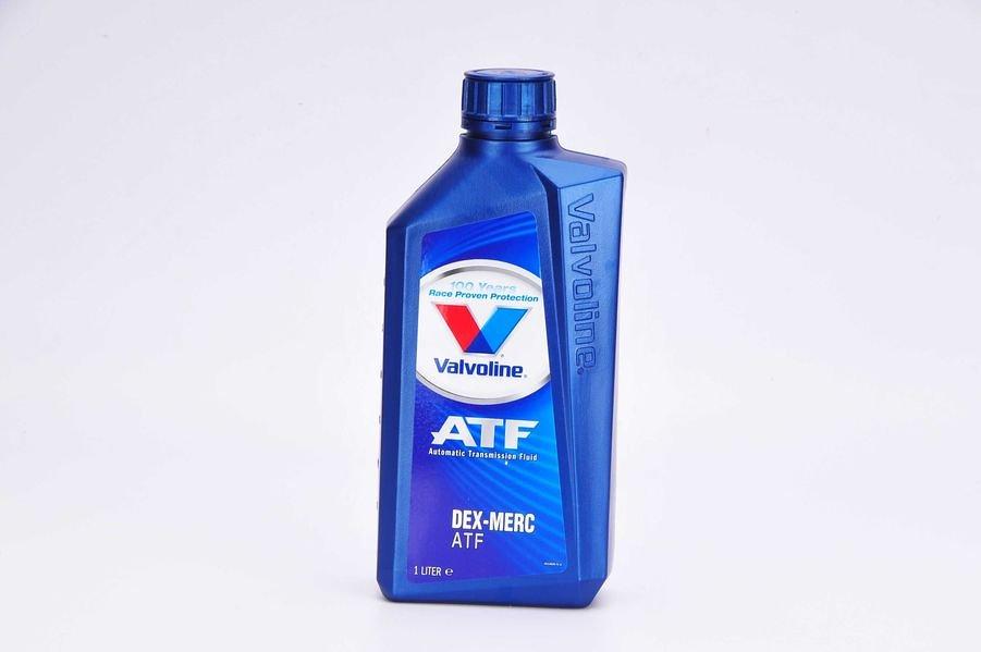 Olej do skrzyń biegów automatycznych VALVOLINE ATF Dex-Merc, 1 litr