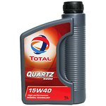 Olej TOTAL Quartz 5000 15W40, 1 litr