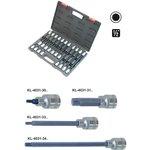 Zestaw kluczy nasadowych KLANN KL-4031-300 K