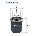 Filtr oleju FILTRON OP632/4