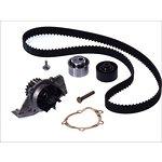 Rozrząd kompletny (pasek + rolka + pompa wody) EVR 55997701