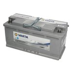 Akumulator VARTA DUAL PURPOSE AGM - 105Ah 950A P+
