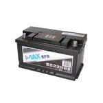 Akumulator 4MAX EFB - 80Ah 730A P+