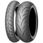 DUNLOP Sportmax QUALIFIER 180/55ZR17 TL 73W Tył