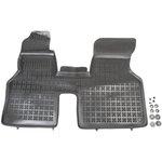 VW Transporter T4 I 1990-2003 - przód z dodatkowym wzmocnieniem od strony  dywaniki gumowe  REZAW-PLAST RP-D 200113