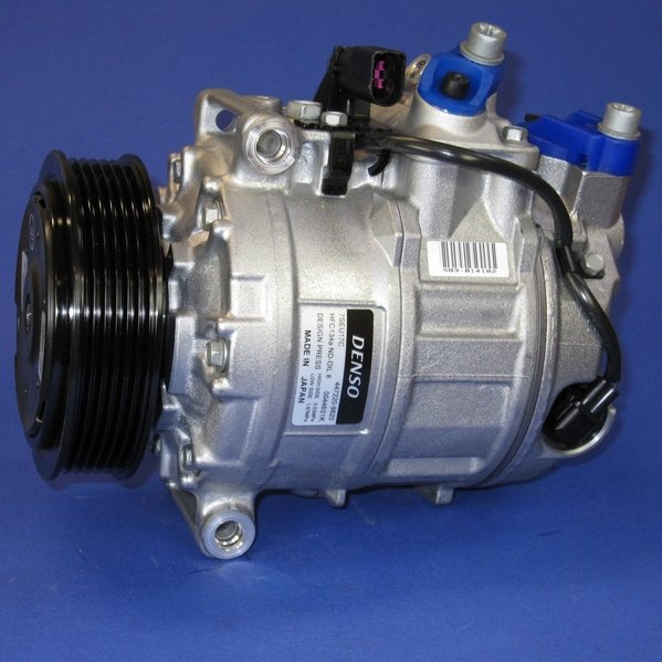 Kompresor klimatyzacji DENSO DCP02027 - darmowa dostawa do 5000 warsztatów Motointegrator Partner i 170 sklepów Inter Cars