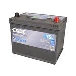 Akumulator EXIDE PREMIUM EA754 - 75Ah 630A P+