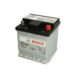 Akumulator BOSCH SILVER S3 000 - 40Ah 340A P+ - Montaż w cenie przy odbiorze w warsztacie!