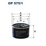 Filtr oleju FILTRON OP575/1