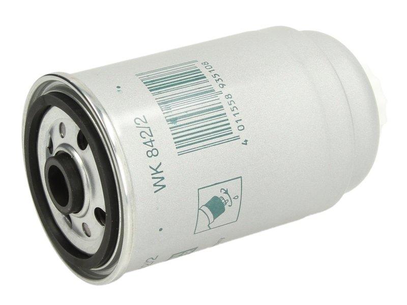 Filtr paliwa MANN WK 842/2 - darmowa dostawa do 5000 warsztatów Motointegrator Partner i 170 sklepów Inter Cars
