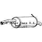 Tłumik układu wydechowego BOSAL 154-171