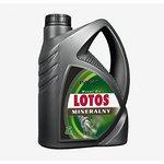 Olej LOTOS 15W40, 5 litrów