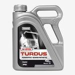 Olej silnikowy półsyntetyczny LOTOS TURDUS E7 15W40 4L