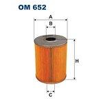 Filtr oleju FILTRON OM652