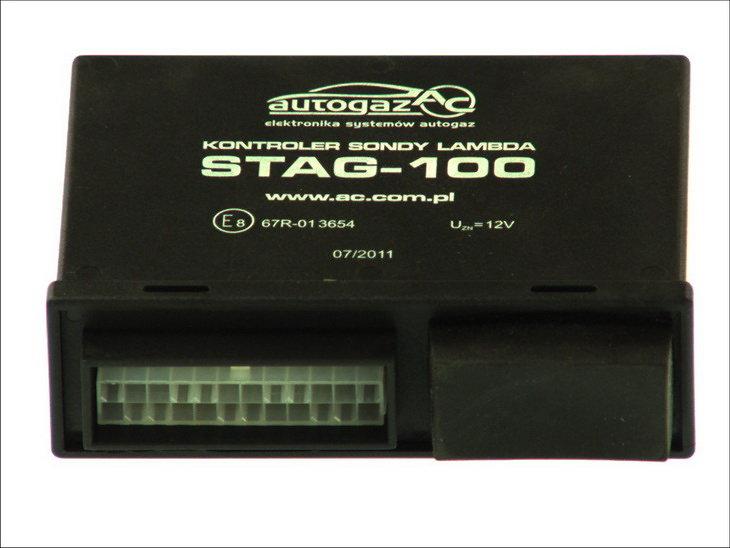 Sterownik STAG 100 - darmowa dostawa do 5000 warsztatów Motointegrator Partner i 170 sklepów Inter Cars