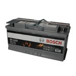 Akumulator BOSCH SILVER S5 A15 - 105Ah 950A P+