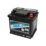 Akumulator 4MAX ECOLINE - 44Ah 360A P+