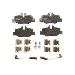 Klocki hamulcowe TRW AUTOMOTIVE GDB1601
