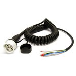 Kabel spiralny Jazzy2Go 3-fazowy, 22kW, typu 2 do stacji AC, 4m