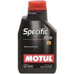 Olej MOTUL Specific 5W30, 1 litr