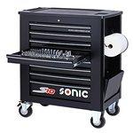 Wózek narzędziowy z wyposażeniem SONIC 729509