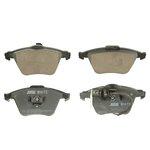 Ceramiczne klocki hamulcowe JURID WHITE 573197JC