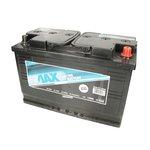 Akumulator 4MAX ECOLINE - 120Ah 950A P+