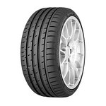 CONTINENTAL ContiSportContact 3 275/40 R19 101 W *, FR, SSR