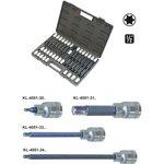 Zestaw kluczy nasadowych KLANN KL-4051-300 K