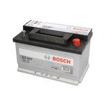 Akumulator BOSCH SILVER S3 007 - 70Ah 640A P+ - Montaż w cenie przy odbiorze w warsztacie!