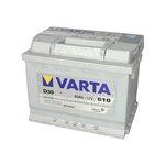 Akumulator VARTA SILVER DYNAMIC D39 - 63Ah 610A L+