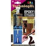 Klej epoksydowy TECHNICQLL Epoxy Standard, 2 x 12 ml