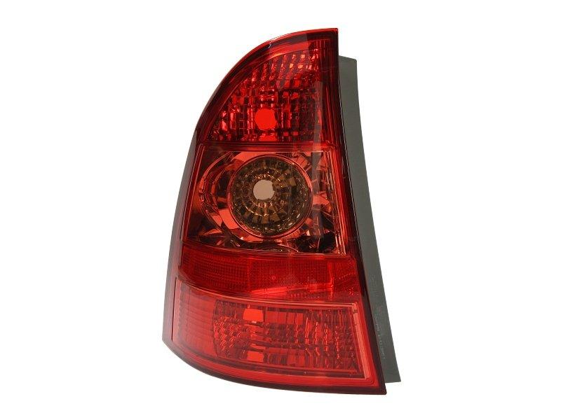 Szkło lampy zespolonej świateł tylnych ULO 1106001 - darmowa dostawa do 5000 warsztatów Motointegrator Partner i 170 sklepów Inter Cars